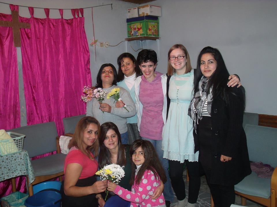 Growing in Women's Ministry